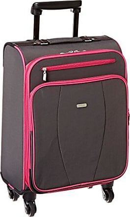 Baggallini Getaway Carryon Travel Roller, Charcoal, One Size
