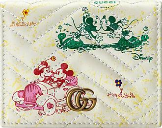 Gucci Portafoglio piccolo GG Marmont Disney x Gucci, Esclusiva Online