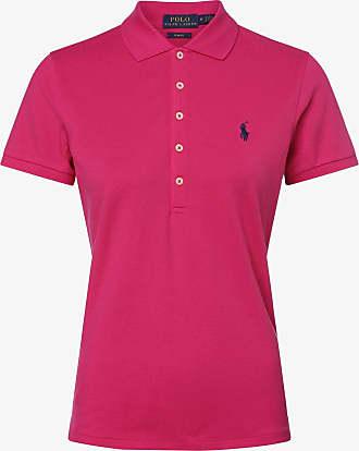 Polo Ralph Lauren Damen Poloshirt rosa