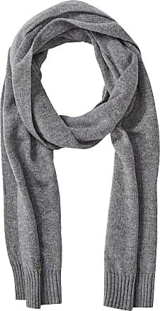 BOSS Mens Scarf-Basic, Grey (Medium Grey 031), One (size: STÜCK)