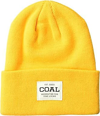9c2e660156e Coal Mens The Uniform Fine Knit Workwear Cuffed Beanie Hat