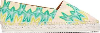 Missoni Espadrille com estampa abstrata - Verde