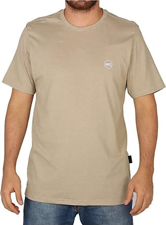 Wave Giant Camiseta Wg Ball All Day - Kaqui - GG