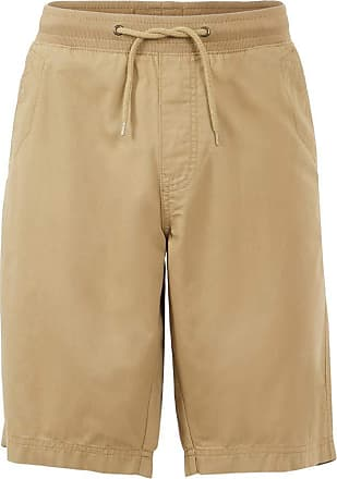 Weird Fish Murrisk Relaxed Casual Shorts Taupe Grey Size 38