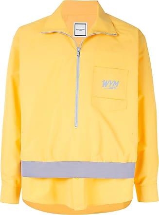 Wooyoungmi Camisa com sobreposição - Amarelo