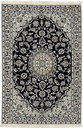 Nain Trading 177x115 Tappeto Fatto A Mano Nain 9La Grigio Scuro/Marrone Scuro (Lana / Seta, Persia/Iran)