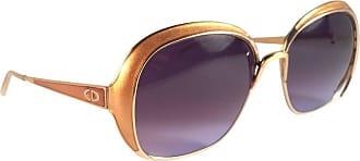 614f1a33fcc6 Dior New Vintage Christian Dior 2132 44 Gold   Black Sunglasses Austria