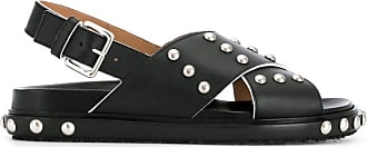 Marni studded slingback sandals - Black
