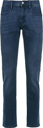 A|X Armani Exchange Calça jeans skinny - Azul