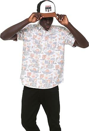Element Camisa Element Reta James Branca