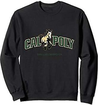 Venley Cal Poly SLO Mustangs Womens NCAA Cozy Sweatshirt PPCPO07
