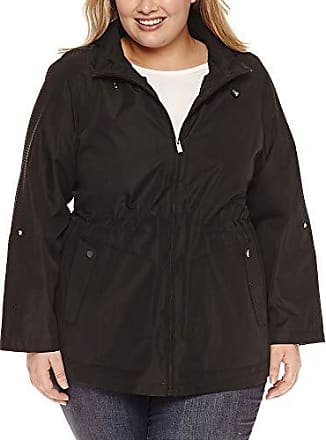 Details Womens Plus Size Jacket with Sweatshirt Vestee