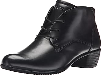 39f5218a Ecco Womens Touch 35 Ankle Boots Black (BLACK1001) 3.5 UK