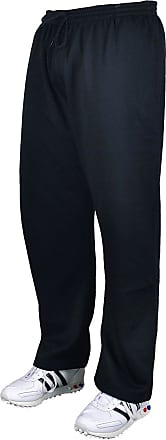 Espionage Big Mens Black Espionage Tyrone 31 Inch IL Joggers 2xl 3xl 4xl 5xl 6xl 7xl 8xl, Size : 3XL