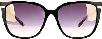 Ana Hickmann Óculos de Sol Ana Hickmann Ah9282 H01/56 Preto/lilas/dourado
