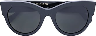 Retro Superfuture Noa sunglasses - Black