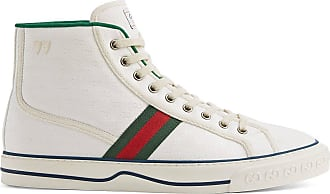 gucci mens high top trainers