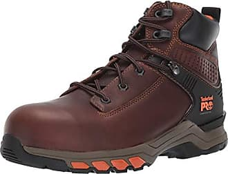 Timberland PRO Mens Hypercharge 6 Composite Toe Industrial Boot, Brown Teak Trailblazer, 7.5 M US