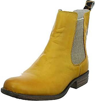 TAMARIS ANKLE Boot Stiefelette Curry Gr. 42 Neuwertig