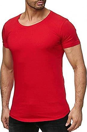 fc31abd325fa2e Red Bridge Red Bridge Herren Long T-Shirt Golden Silver Boy Oversized (M,