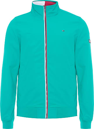 Tommy Jeans JAQUETA MASCULINA ESSENTIAL - VERDE