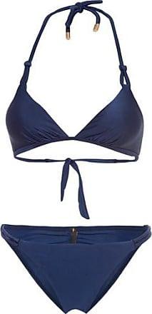 Vix Biquíni Solid Twine Vix - Azul