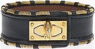 Givenchy leather SHARK bracelet size S