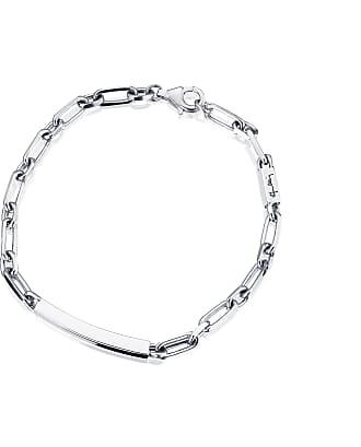 Efva Attling Thin Silver Brace Bracelets