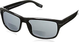 957726741b97 Foster Grant Mens Senate 1017552-175.COM Square Reading Glasses, Black, 1.75