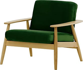 SLF24 Demure Armchair-Velluto 10-like oak