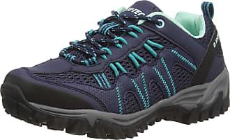 Hi-Tec Womens Jaguar Walking Shoe, Sky Captain/Navigate