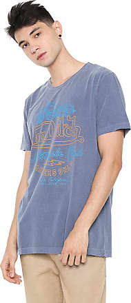 Von Dutch Camiseta Von Dutch Members Only Azul