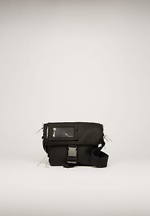 Acne Studios FN-UX-BAGS000024 Black Mini messenger bag