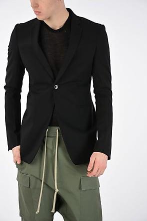 Rick Owens Stretch Virgin Wool Blazer size 50