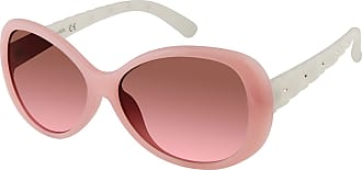 U.S.Polo Association U.S. Polo Assn. PA5018 Cat-Eye Sunglasses, Rose Nude, 68 mm