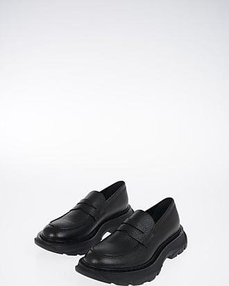 Alexander McQueen leather loafer Größe 45