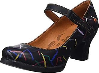 dbf71034 Art Art 0933F Fantasy Harlem, Zapatos de tacón con Punta Cerrada para Mujer,  Confeti