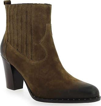 Boots Gabbrielli Marron pour Gabbrielli Morena Morena Femme 6627 qACwp75