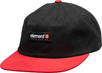 Element Men Snapback Cap Tokyo Pool Cap (Flint Black), GröÃYe:One Size
