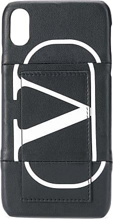 Valentino Garavani VLOGO iPhone X case - Preto