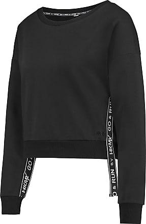 Hunkemöller Hunkemöller HKMX Cropped Sweater Schwarz XS
