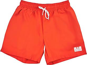 Weekend Offender Amalfi Swim Shorts | Tangy Large Orange