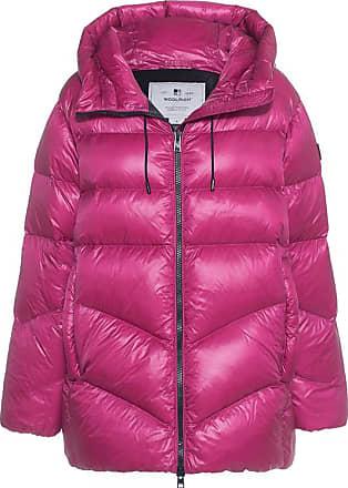 Woolrich Puffer Packable Birch Pink