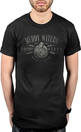 AWDIP Official Muddy Waters Electric Blues Vintage T-Shirt