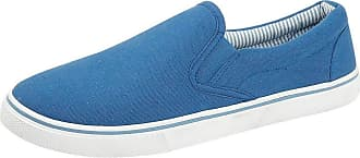 Saute Styles Mens Boys Slip On Casual Skater Espadrilles Plimsolls Trainers Pumps Shoes Size 11