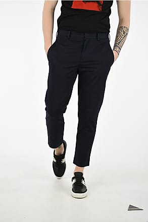 Neil Barrett Stretch Cotton Capri Pants size 46