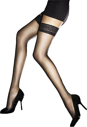 Fiore hold-ups Edith 8 den - black - Large