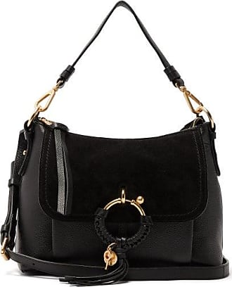 See By Chloé Joan Small Leather Cross-body Bag - Womens - Black