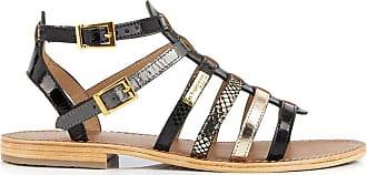 dernières tendances moins cher les plus récents Sandales En Cuir Les Tropeziennes® : Achetez jusqu''à −55 ...