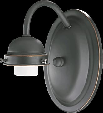 Quorum 1 Light Wall Mount in Old World